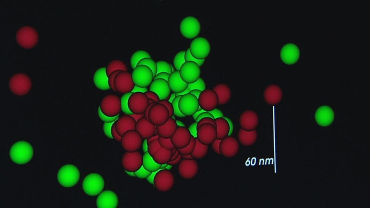 Pohled nanomikroskopem