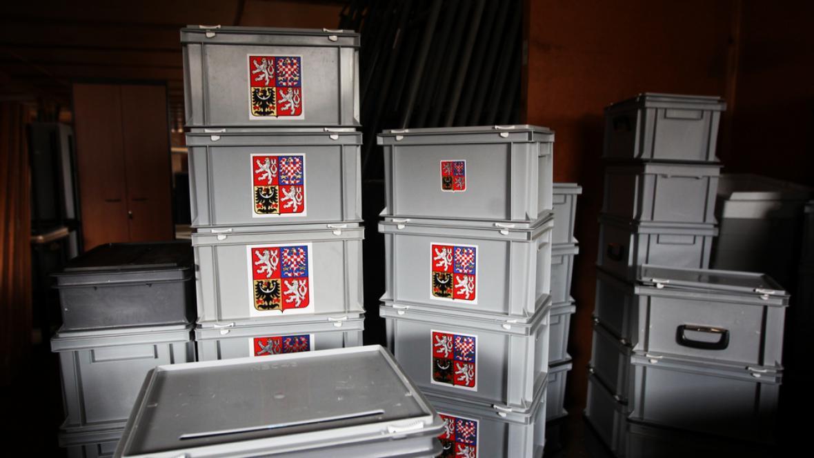 Volební urny