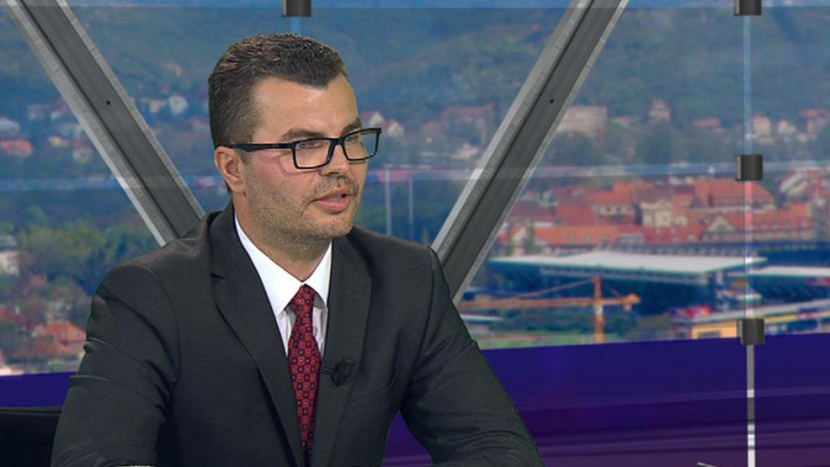 Václav Řehoř, předseda představenstva Českého aeroholdingu