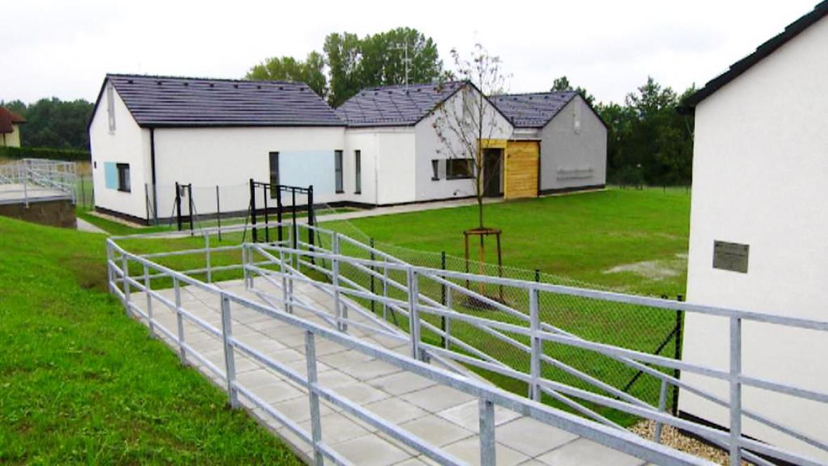 Nové bydlení pro klienty Domova Jeřabina