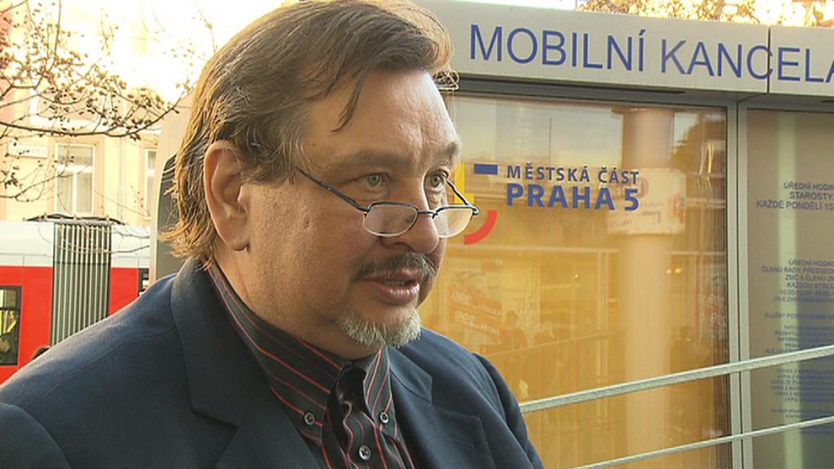 Exstarosta Prahy 5 Milan Jančík