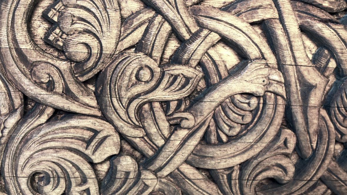 Vikingové: Život a legenda