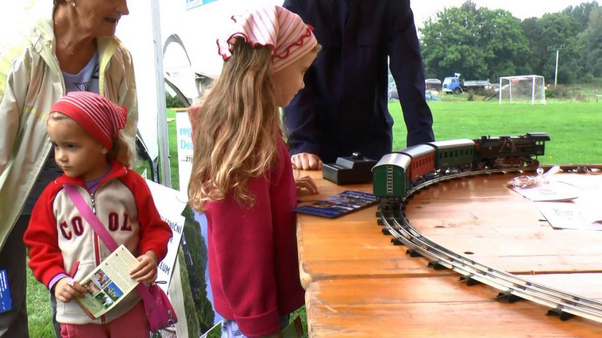 Děti si užívaly výročí Rádia Kulíšek