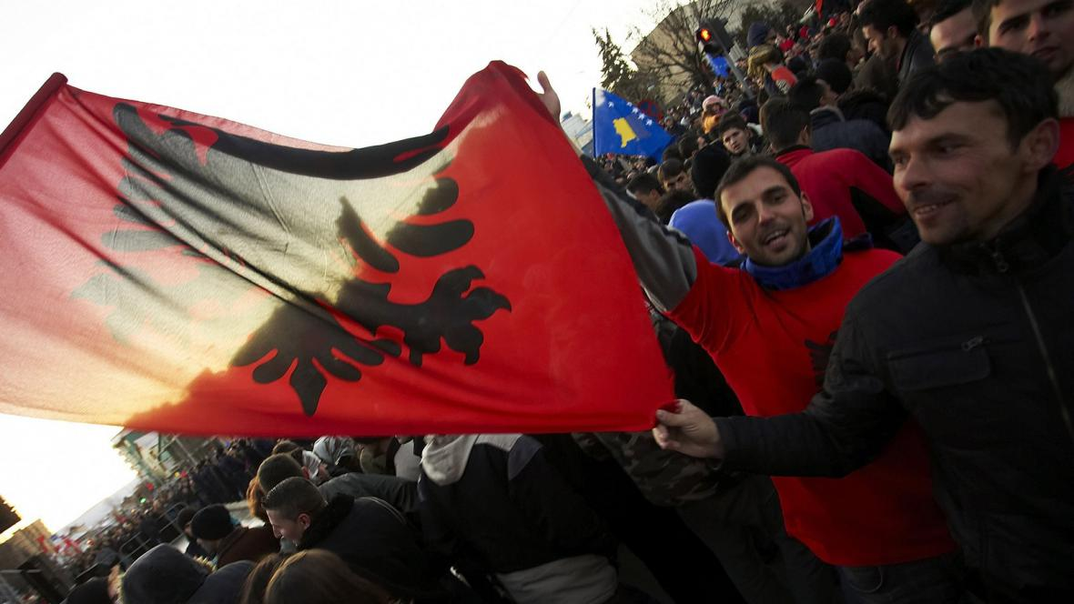 Vyhlášení nezávislosti Kosova