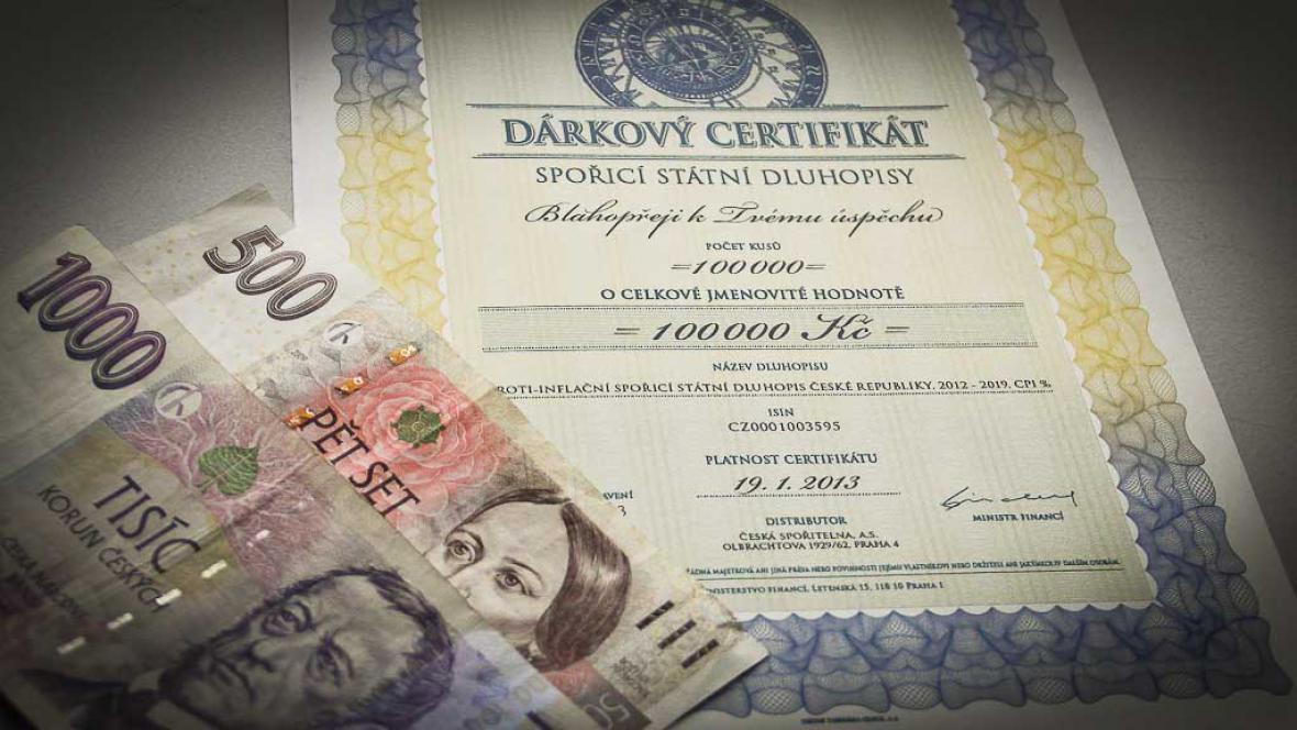 Spořicí státní dluhopis