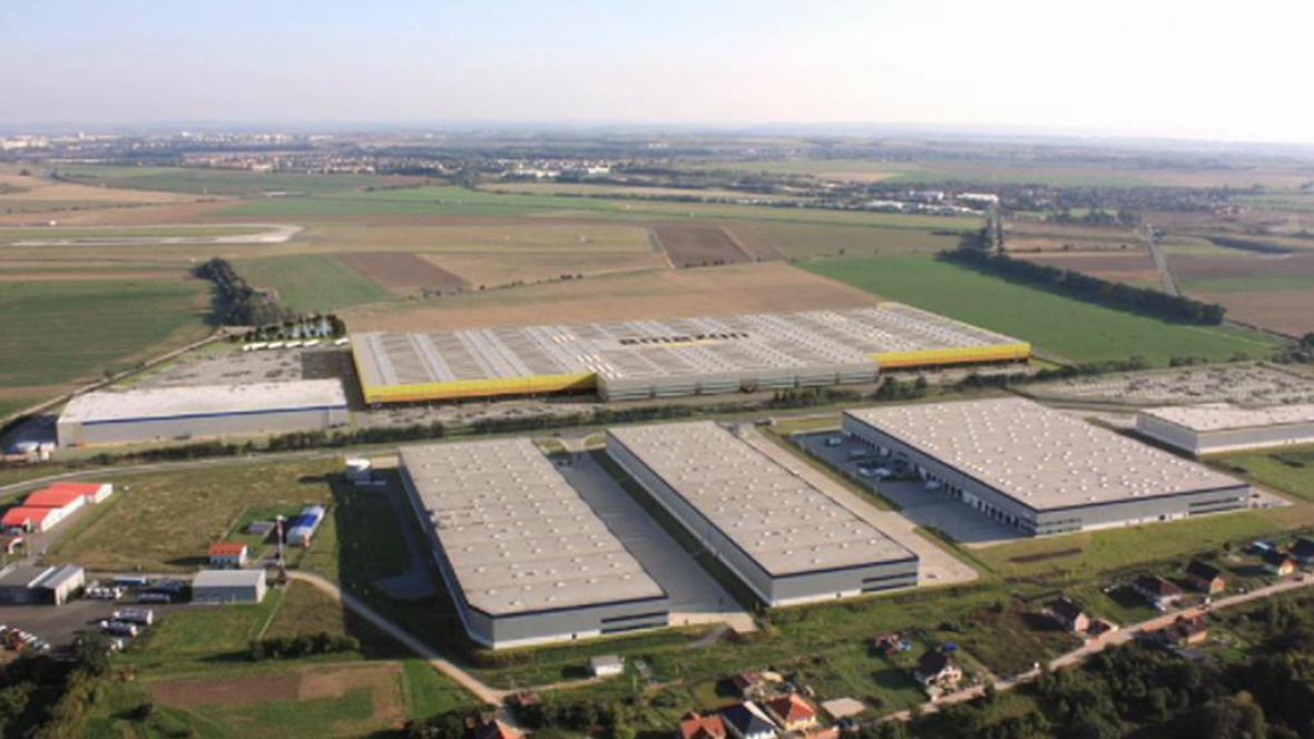 Jak by mohlo vypadat distribuční centrum Amazonu?