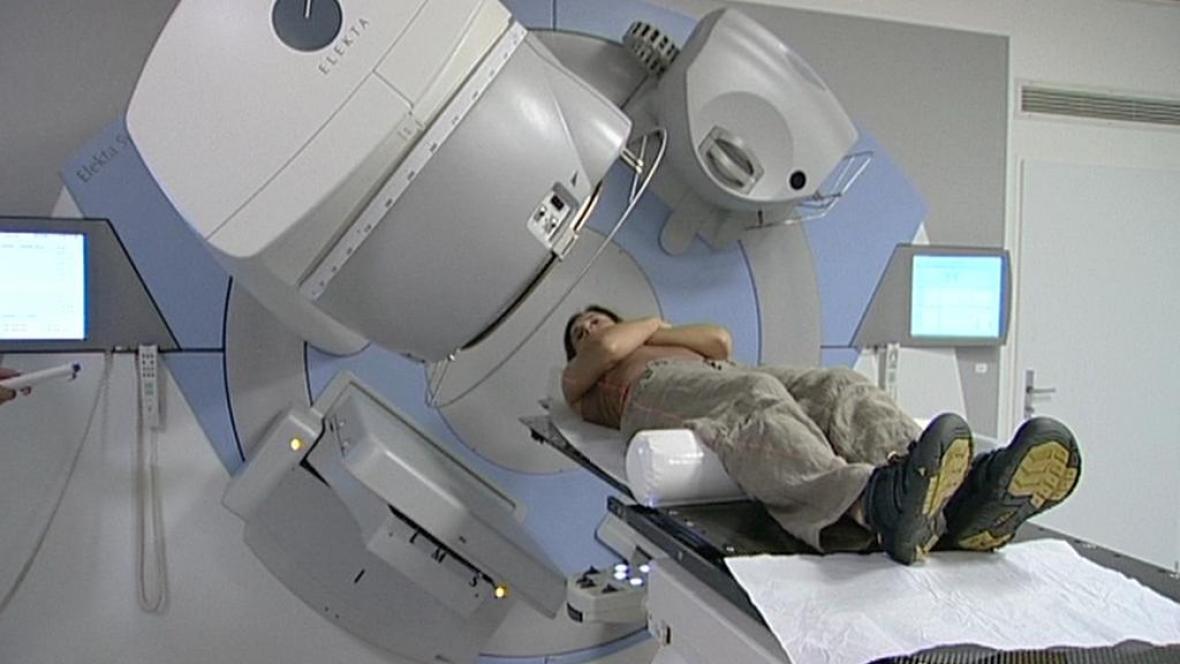 Léčba v protonovém centru v Praze
