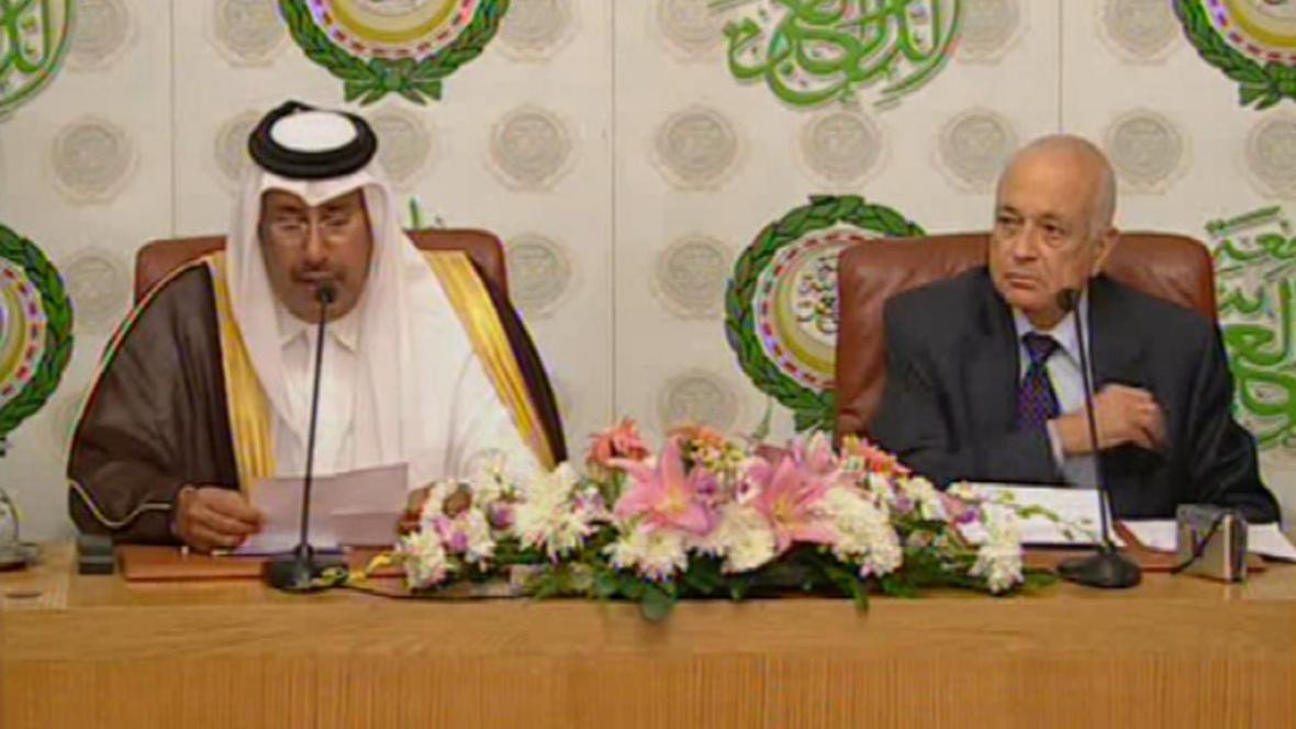Zasedání Ligy arabských států