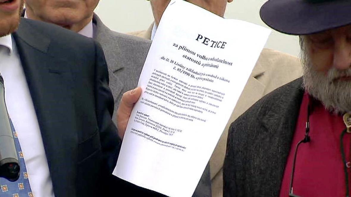 Petice Hnutí Úsvit