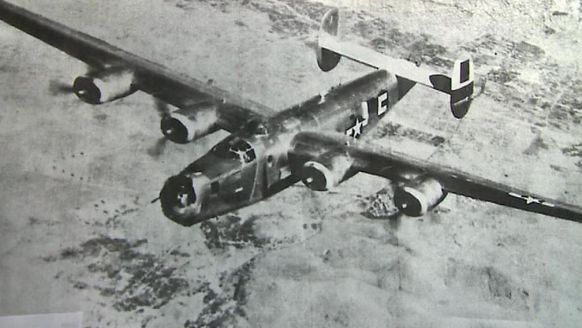 Letecká bitva