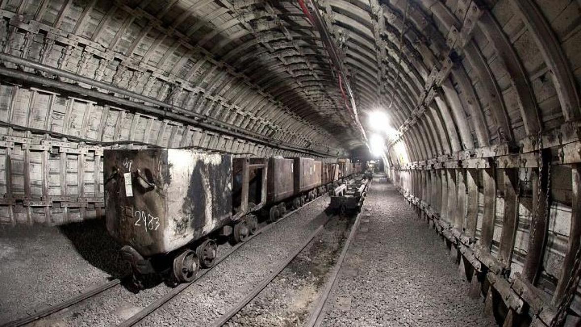Spojovací překop Důl Darkov - Důl Karviná