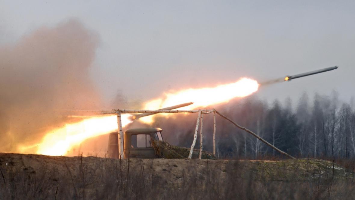 Rakety systému Grad