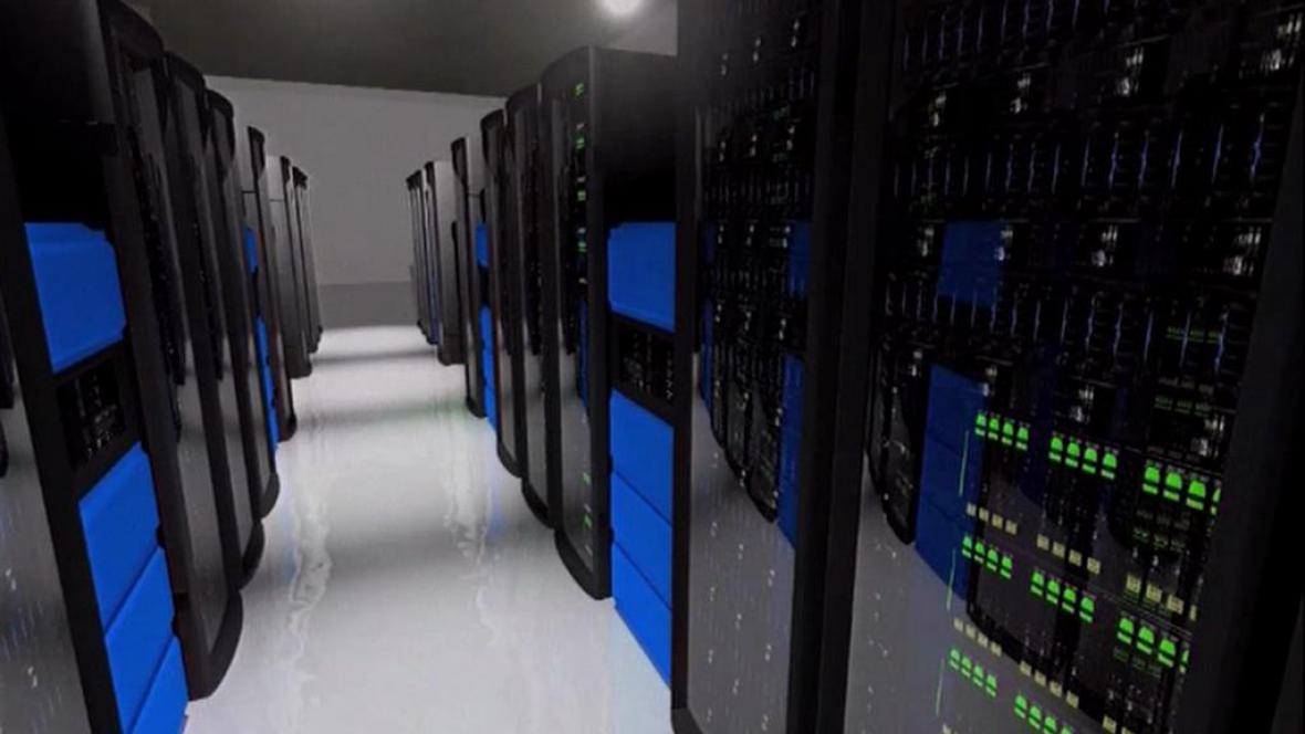 Ostravský superpočítač