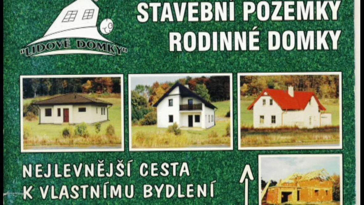 Projekt Lidové domky