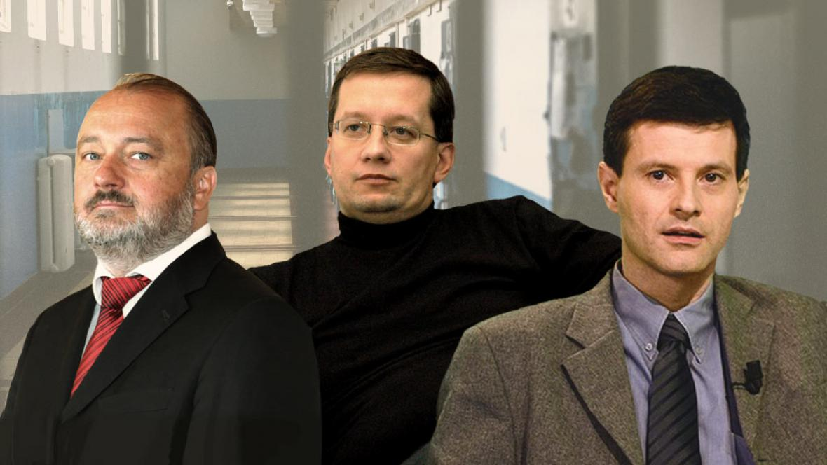 Ladislav Jakl, Zdeněk Koudelka, Pavel Hasenkopf