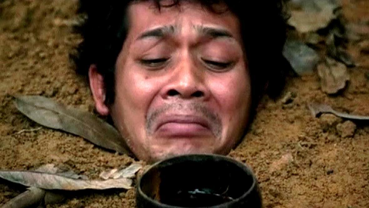 Kambodžský film Neporazitelný