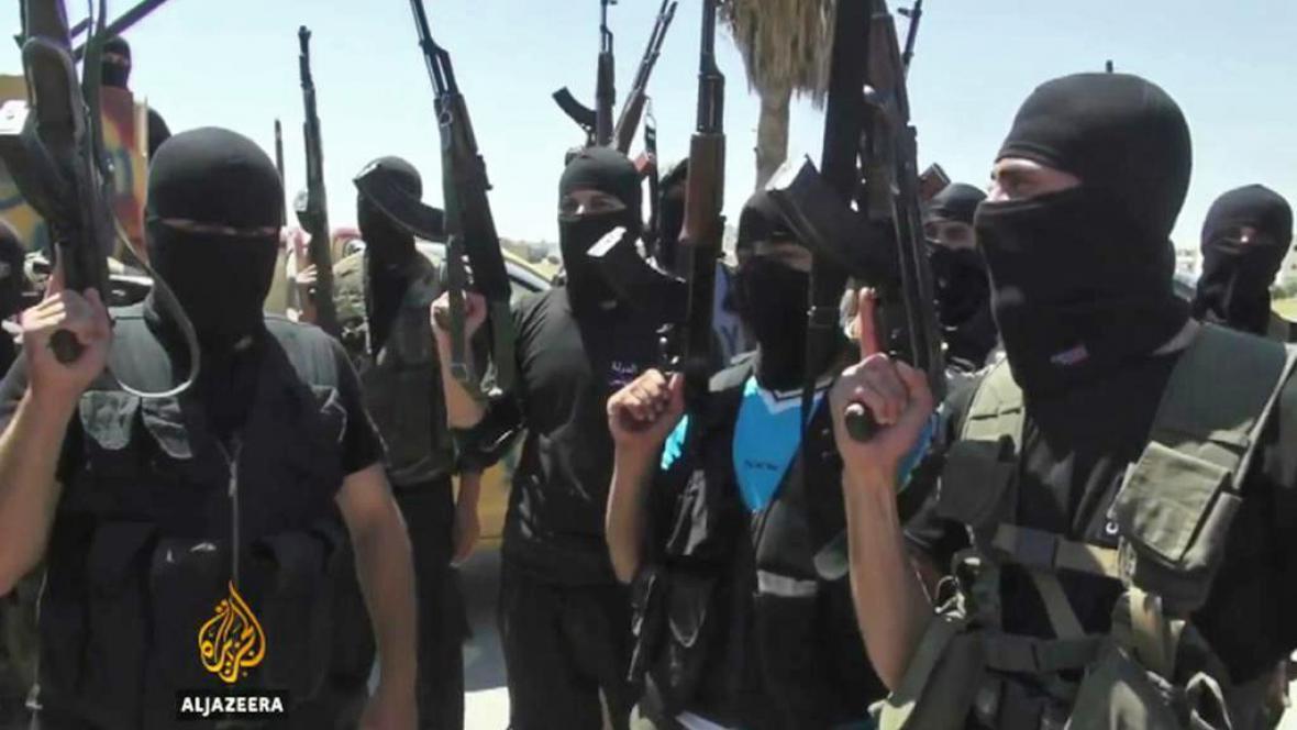 Radikální islamisté v Iráku