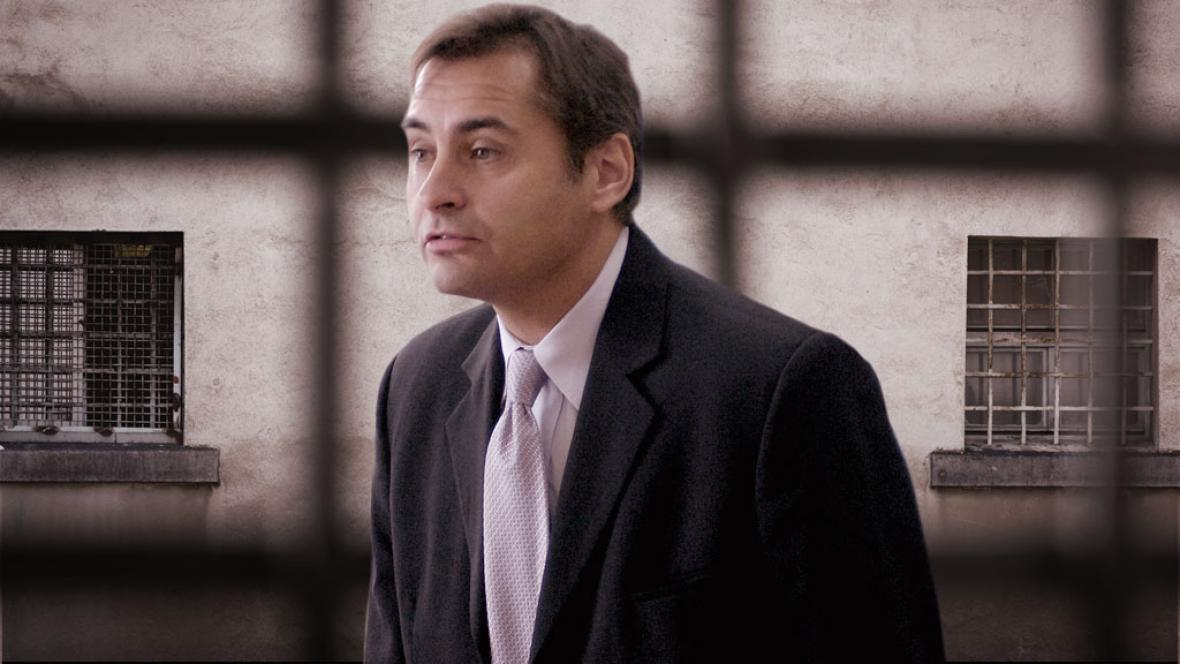 Bývalý soudce Jiří Berka