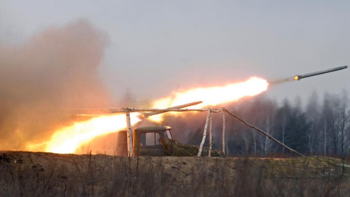 Raketový systém GRAD