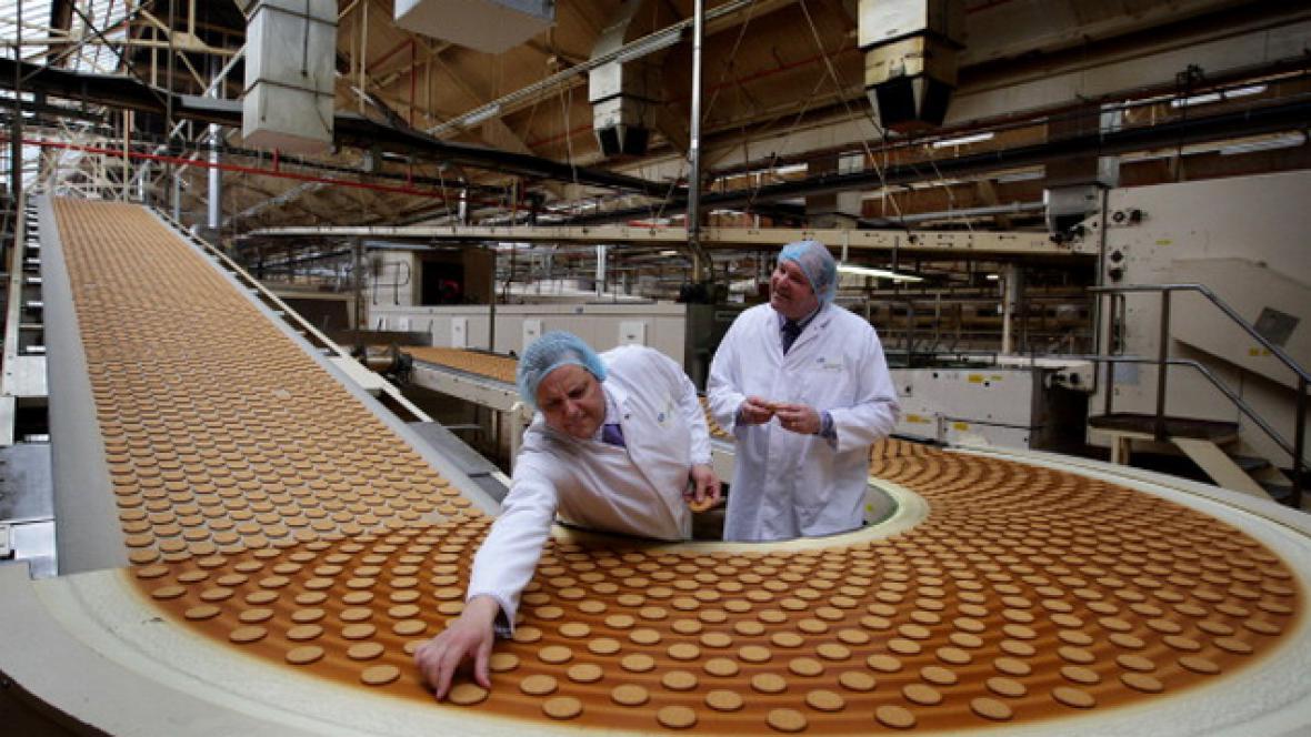 Potravinářský průmysl