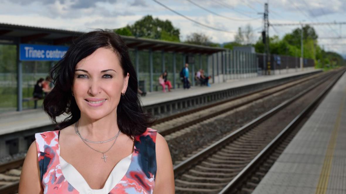 Věra Palkovská, starostka Třince