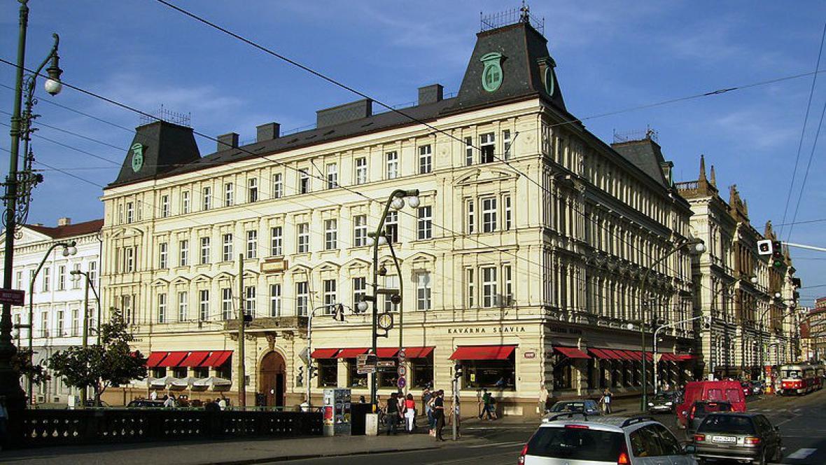 Palác Lažanských - budova FAMU