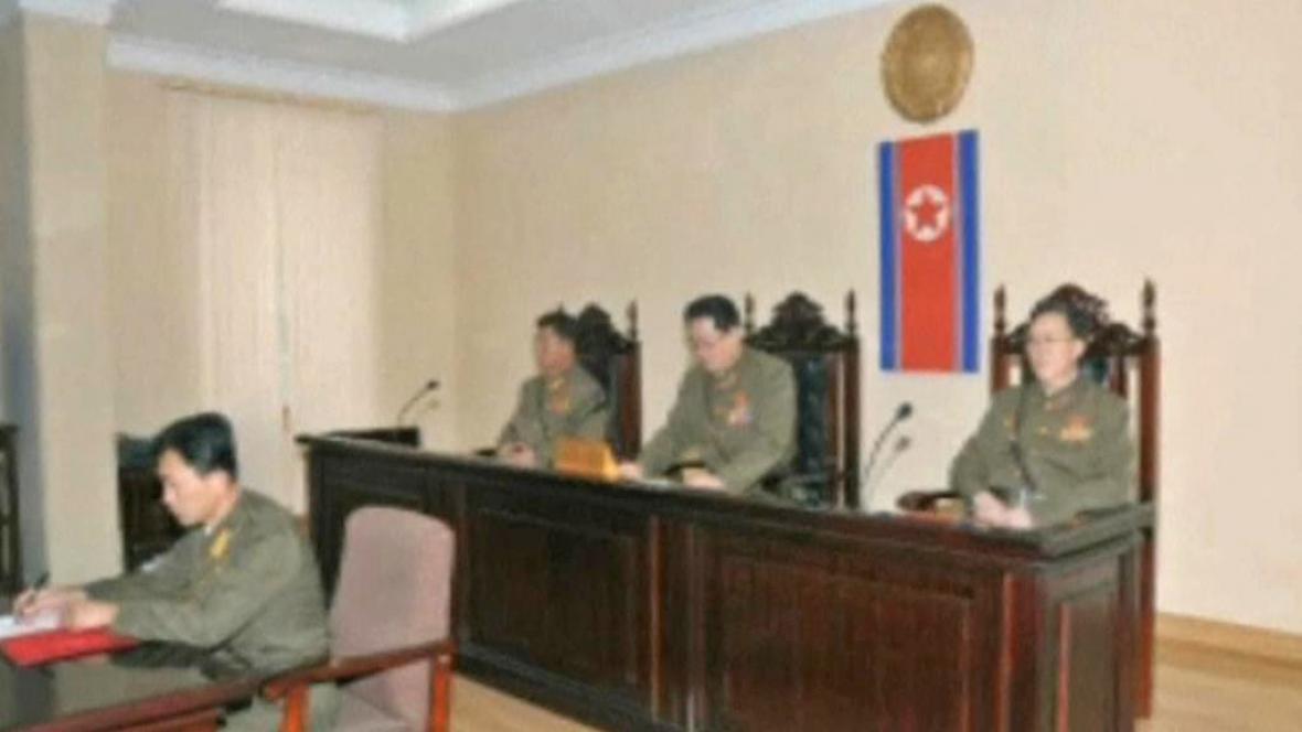 Soud s Čang Song-tchekem