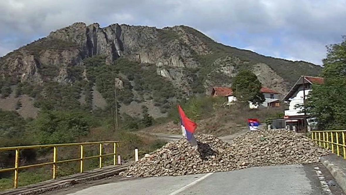 Blokáda na severu Kosova