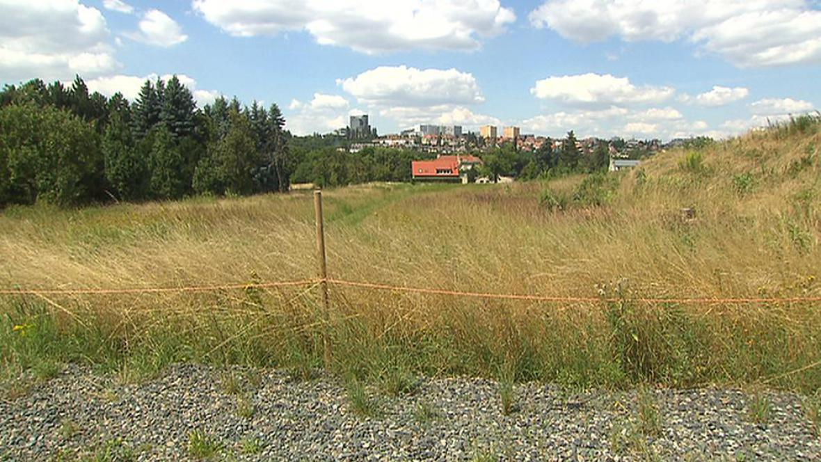Lukrativní pozemek v Praze, který Bednářová zdědila