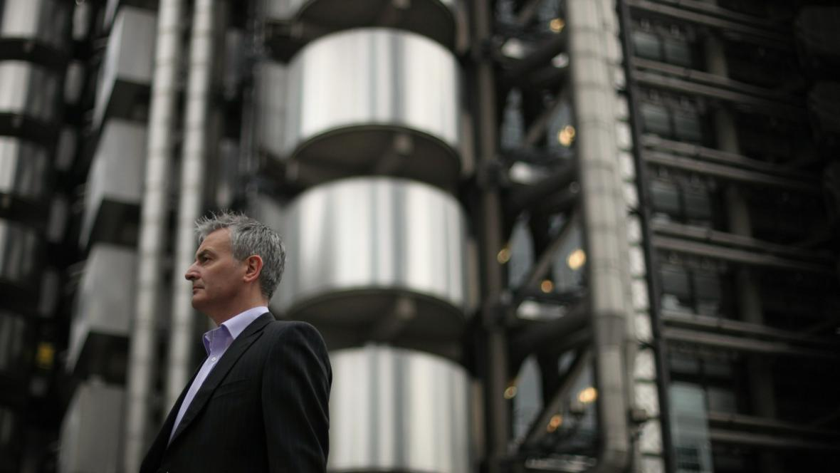 Budova Lloyds v Londýně
