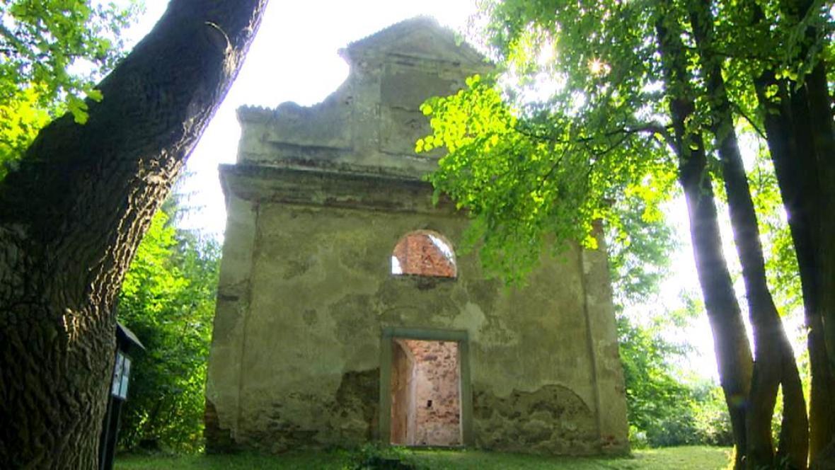 Kaple sv. Anny u Pelhřimova