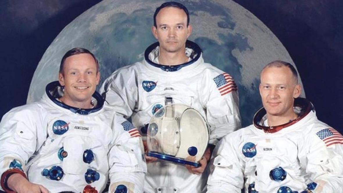 Posádka kosmické lodi Apollo 11