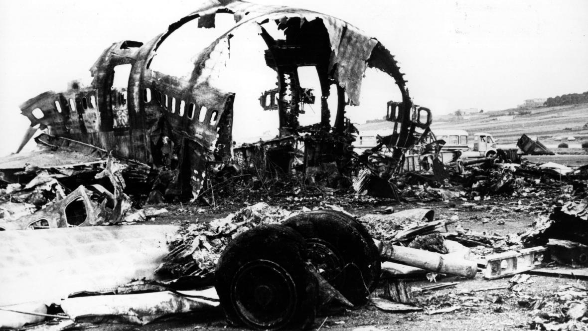 Letecké neštěstí na Tenerife - 1977