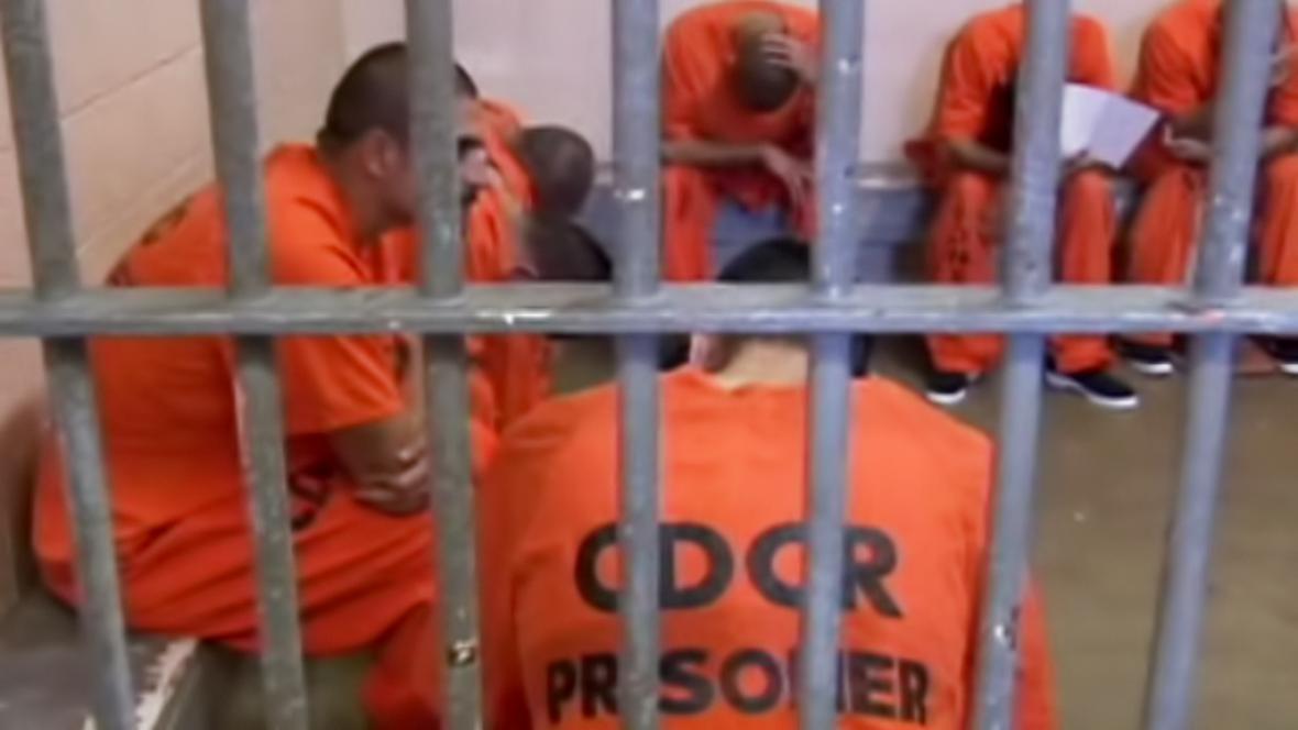 Kalifornští vězni