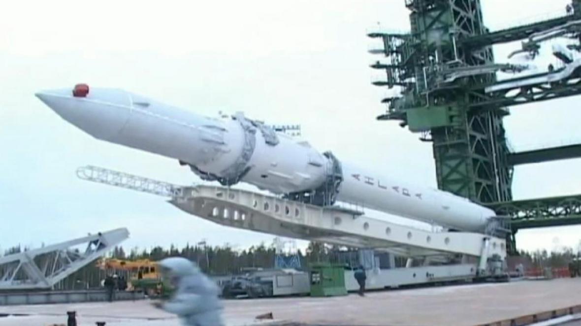 Ruská raketa Angara