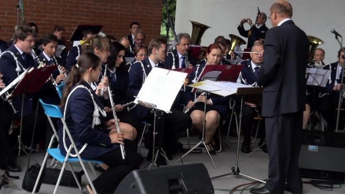 Koncert Kolínského kulturního léta