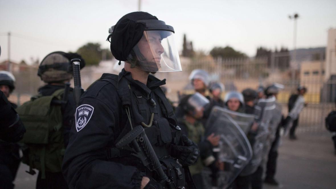 Izraelské policejní složky