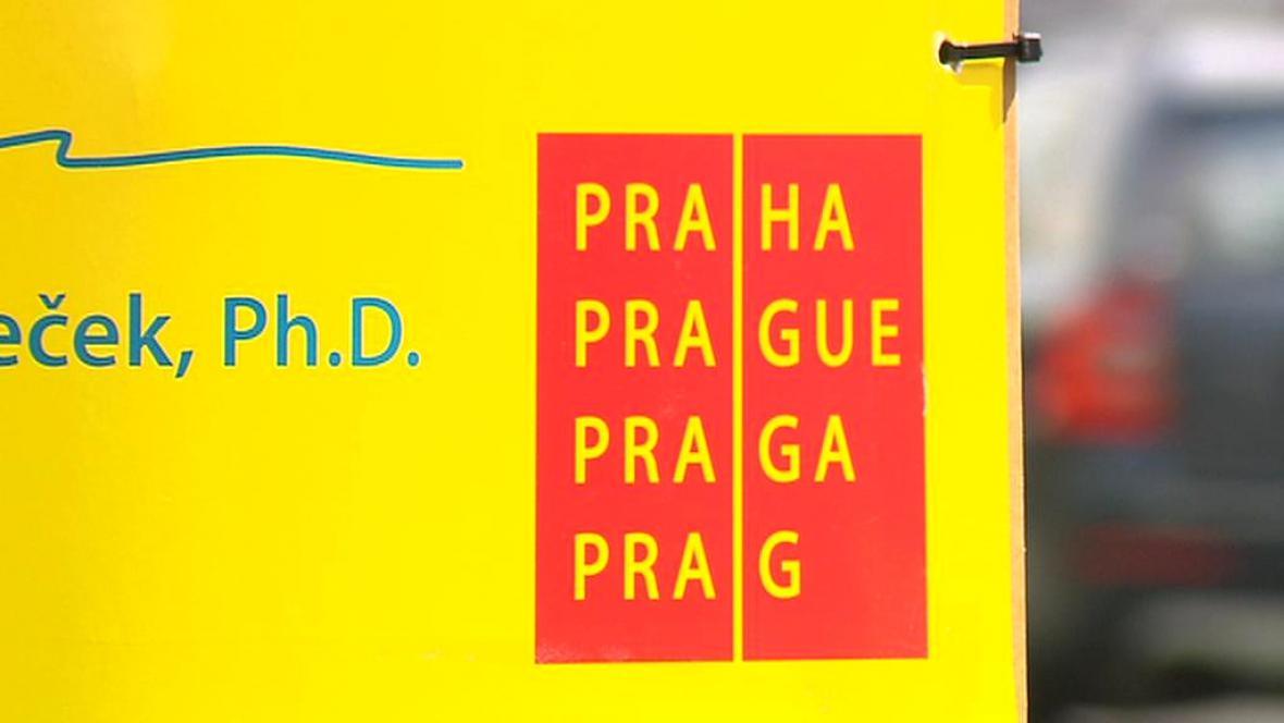 Komunikační kampaň pražského magistrátu