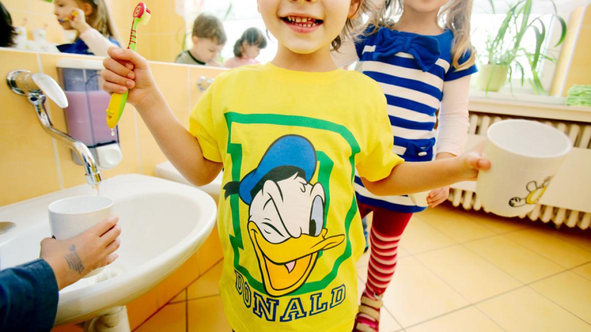 Hygiena v mateřské škole