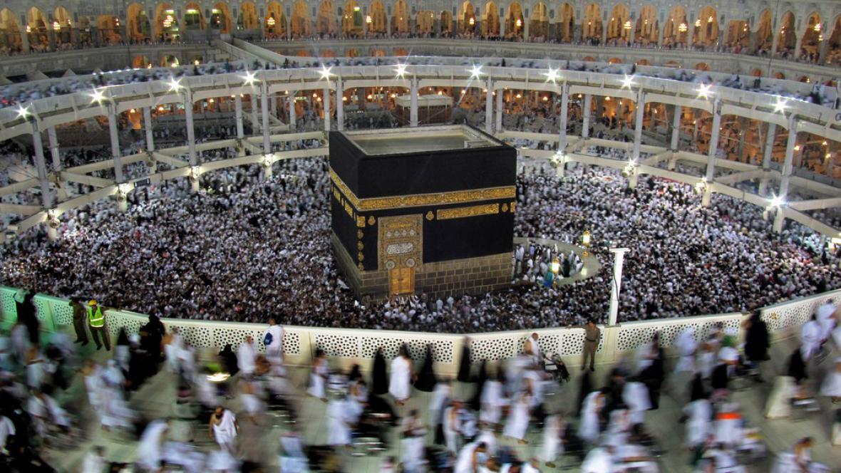 Islámská pouť do Mekky