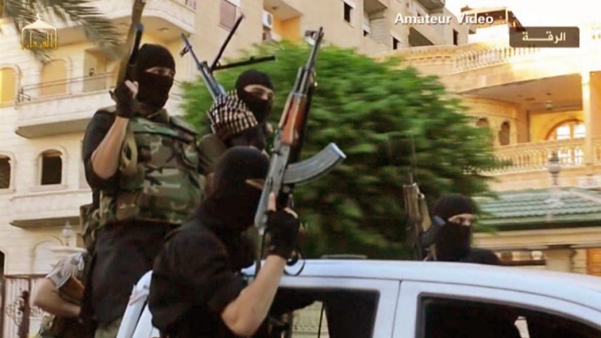 Radikální islamisté z ISIL