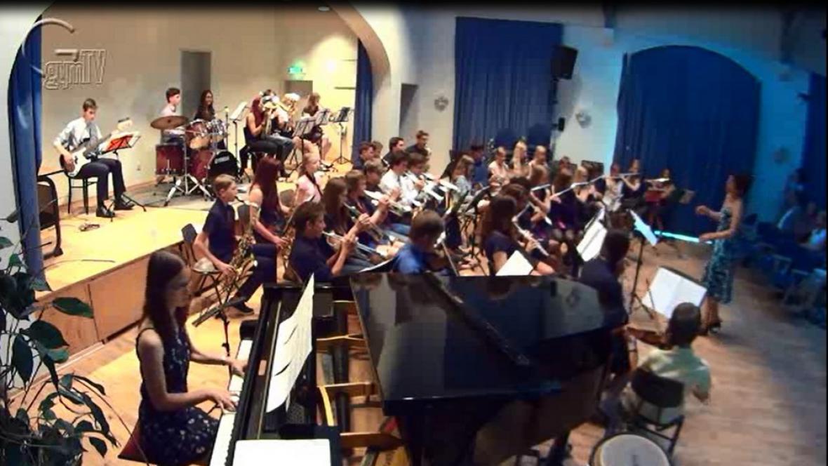 Společný koncert v Aurichu