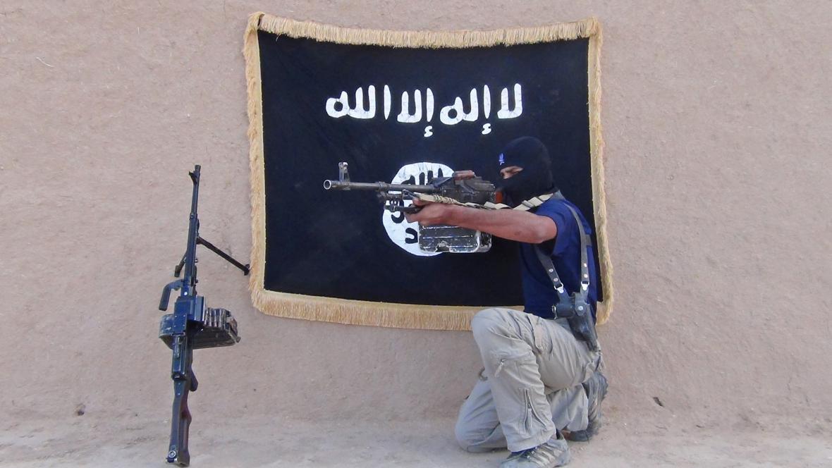 Sunnitští radikálové z ISIL