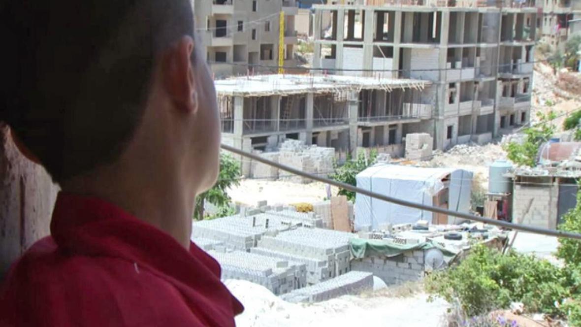 Třináctiletý Baha musel opustit rodnou Sýrii