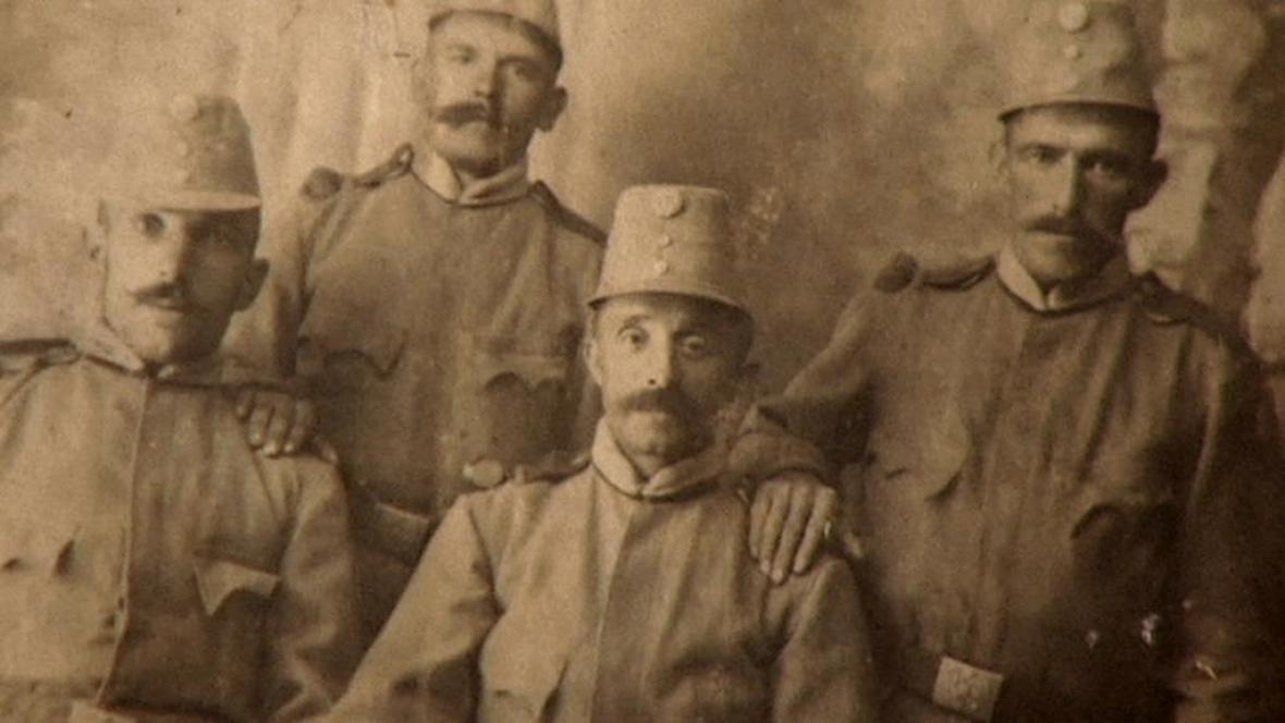 1. světová válka - čs. legionáři