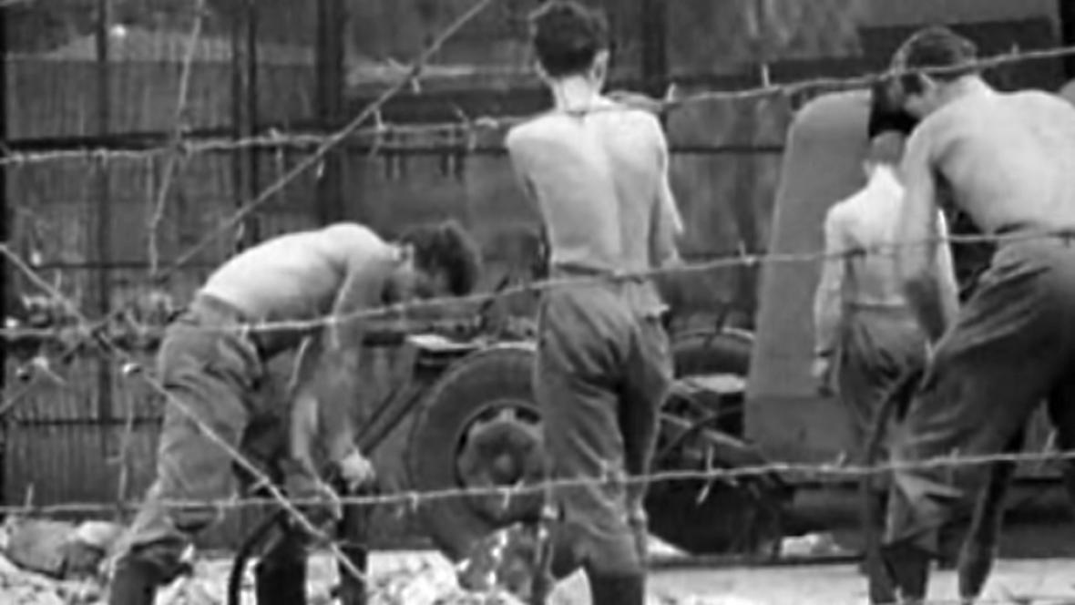 Východoněmecký režim zneužíval k práci politické vězně i děti