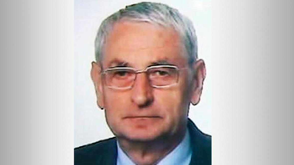 Pohřešovaný Petr Vlach