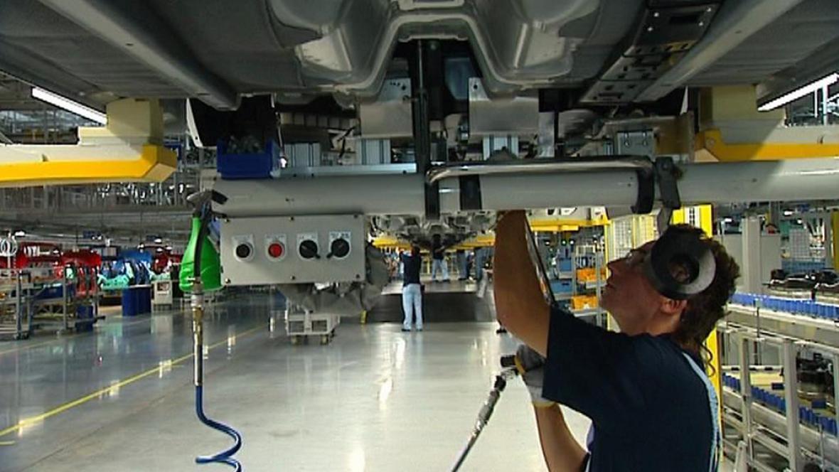 Hyundai v Nošovicích