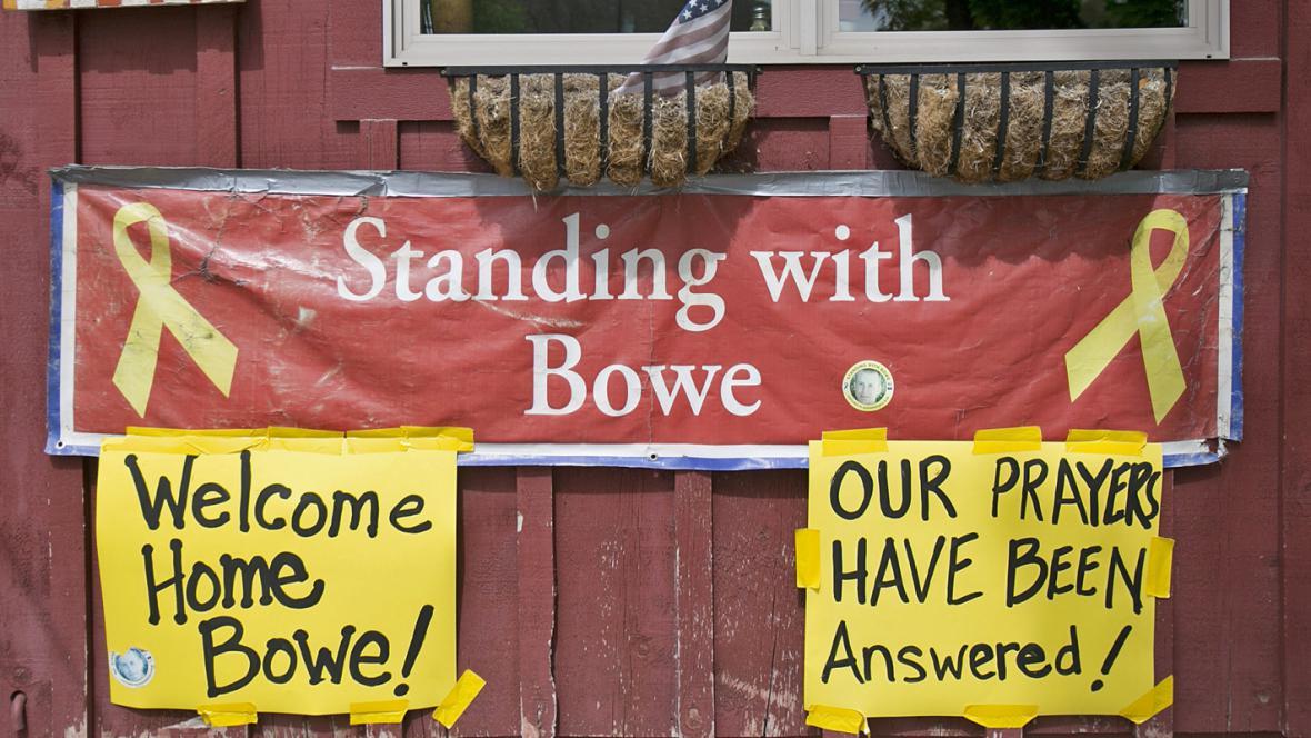 Město Hailey chystá uvítání pro Bowe Bergdahla