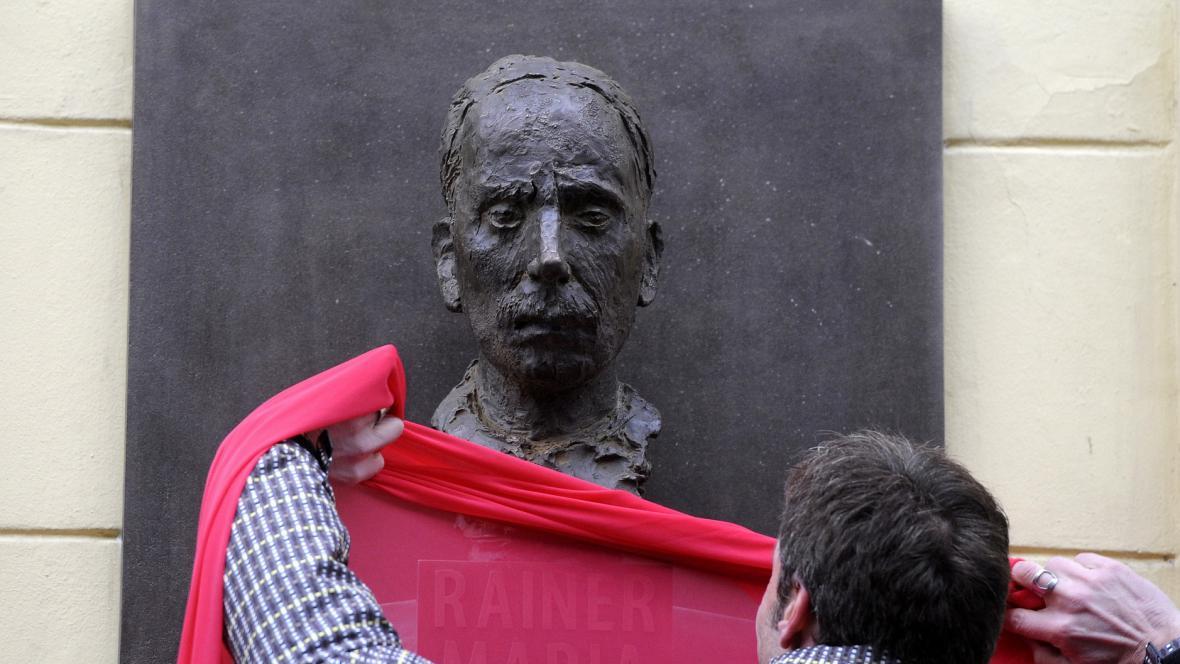 Busta R. M. Rilke